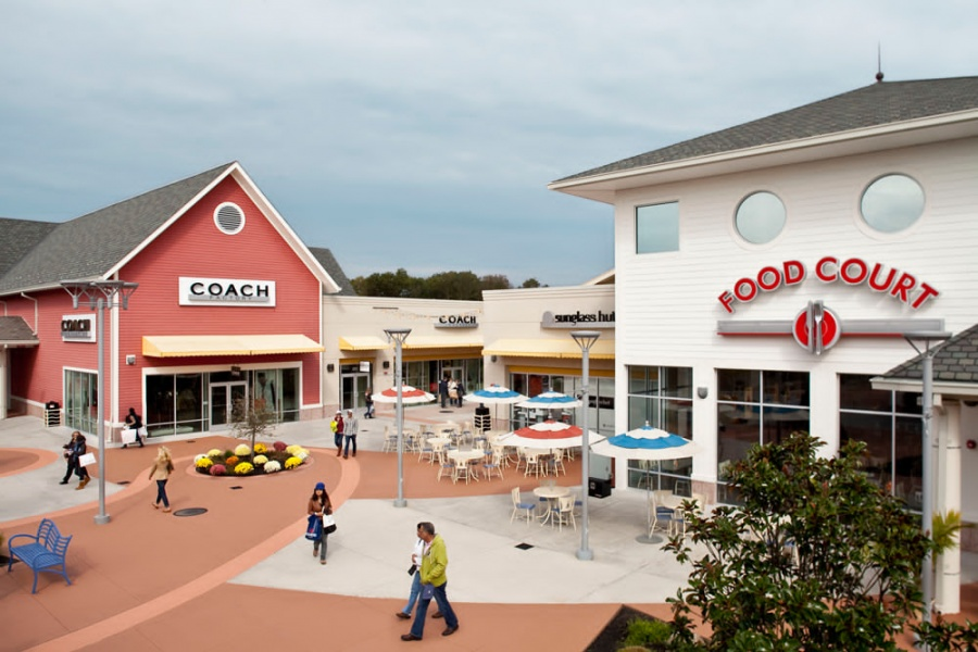Jersey Shore Premium Outlets -- Outlet store in Tinton Falls