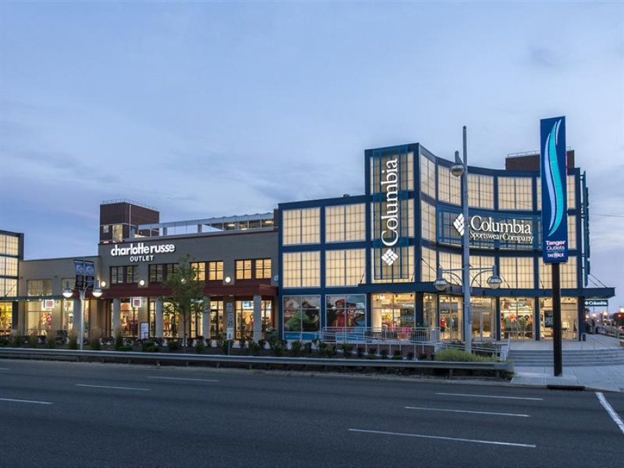 Tanger Outlets Atlantic City New Jersey Outlet Store